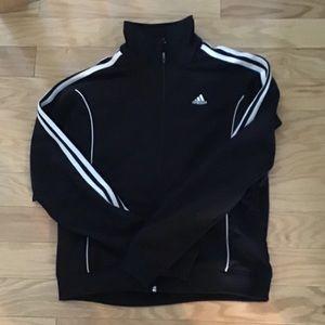 Adidas Superstar Three Stripe Track   Jacket